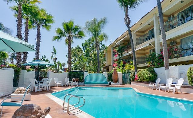 Hotell Pepper Tree Anaheim 96511eb71e259